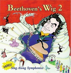 Beethoven'S Wig 2: More Sing-Along Symphonies back-198289