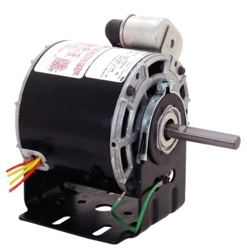 A.O. Smith 160A 1/3 Hp, 1625 Rpm, 1 Speed, 208-230 Volts3 Amps, 48 Frame, Sleeve Bearing Direct Drive Blower Motor