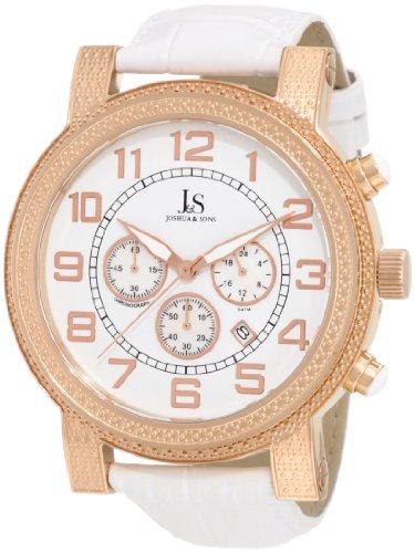 Joshua & Sons JS-07-RG - Reloj para hombres