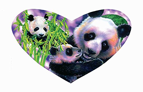 Panda Love a 200-Piece Jigsaw Puzzle by Sunsout Inc.