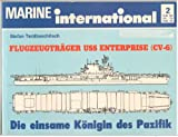 img - for Marine International 2 - Stefan Terzibaschitsch Flugzeugtrager Uss Enterprise - Die Einsame Konigin Des Pazifik (Paperback - 1982) book / textbook / text book