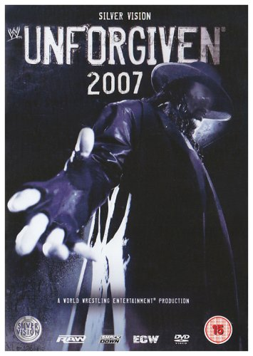 WWE - Unforgiven 2007 [DVD]