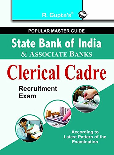 SBI & Associates Banks: Clerical Cadre Recruitment Exam Guide (Popular Master Guide)