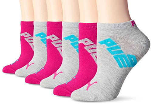Puma-Womens-6-Pack-Half-Terry-Runner-Socks