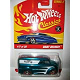 2006 Hot Wheels Classics Light Blue Spectraflame Dairy Delivery 1:64 Scale Collectible Die Cast Car