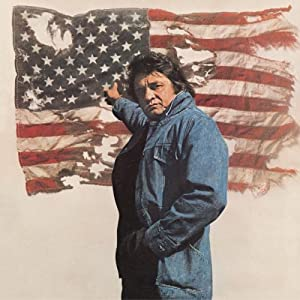 johnny cash  this raged old flag 