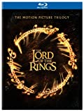 The Lord of the Rings: The Motion Picture Trilogy (The Fellowship of the Ring / The Two Towers / The Return of the King Theatrical Editions) [Blu-ray]