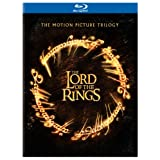 The Lord of the Rings: The Motion Picture Trilogy (The Fellowship of the Ring / The Two Towers / The Return of the King Theatrical Editions) [Blu-ray] ~ Elijah Wood