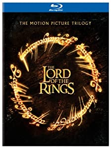 Lord of the Rings: Motion Picture Trilogy [Blu-ray] [US Import]