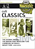 AMC Monsterfest Collection - Cult Classics, Vol. 1 (The Atomic Brain / The Brain That Wouldn't Die / Carnival of Souls / Night Tide)