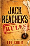 9780345544292: Jack Reacher's Rules (Jack Reacher Novels)