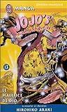 echange, troc Hirohiko Araki - Jojo's Bizarre Adventure, tome 13 : Le Maléfice de Dio