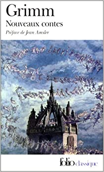 Nouveaux contes Wilhelm Grimm, Jacob Grimm, Jean Amsler Livres