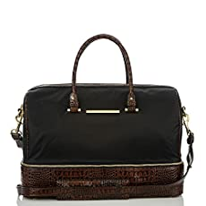 Sylvie Travel Bag<br>Black Tuscan Travel