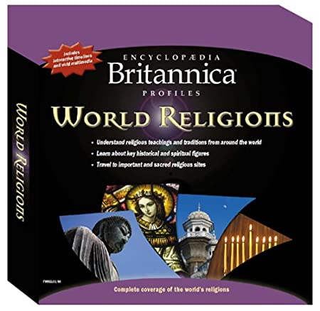 Encyclopedia Britannica Profiles: World Religions (Jewel Case)