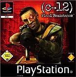 echange, troc C-12 Final Resistance Platinum - Ensemble complet - 1 utilisateur - PlayStation - CD