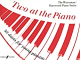 img - for Two at the Piano: 50 Duets for Young Pianists (1 Piano, 4 Hands) (Waterman/Harewood Piano) book / textbook / text book