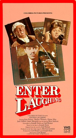 Enter Laughing [VHS]