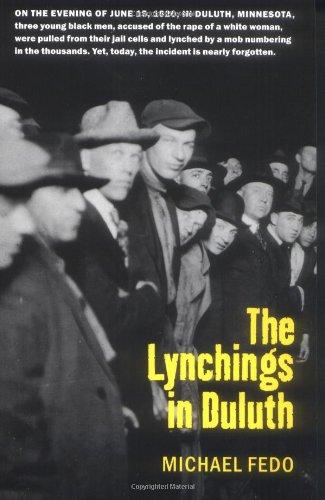 Lynchings in Duluth Borealis Books087351582X
