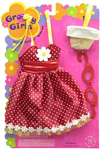 Manhattan Toy Groovy Girls Fashions Red She Said