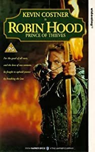 Robin Hood - Prince Of Thieves [VHS] [1991]