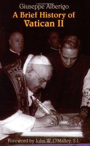 A Brief History of Vatican II