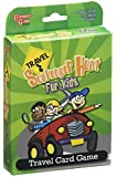 Travel Scavenger Hunt For Kids Card Game