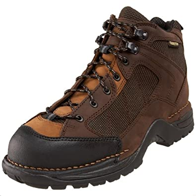Danner Men's Radical 452 GTX ST Brown Work Boot,Brown,7 D US