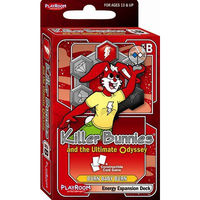 Killer Bunnies Odyssey Energy Booster B