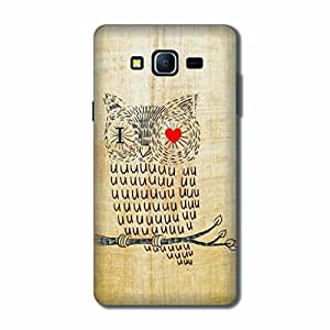 OVERSHADOW DESIGNER PRINTED BACK CASE COVER FOR SAMSUNG GALAXY ON5 PRO/SAMSUNG GALAXY ON5