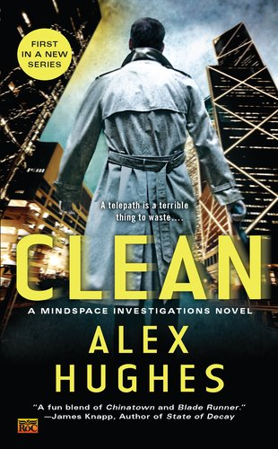 Image of Clean: A Mindspace Investigations Novel