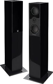 Highland Audio 3760108803619 Enceinte pour MP3 & Ipod Noir