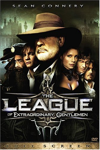 The League of Extraordinary Gentlemen at Amazon.com