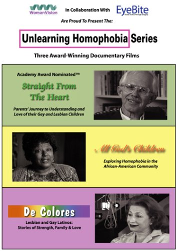 Cover art for  Unlearning Homophobia Series - Non-Profit Purchase