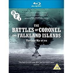 Battles of Coronel & Falkland Islands [Blu-ray]
