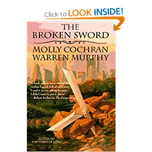 The Broken Sword by Molly Cochran and Warren Murphy