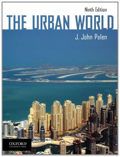 The Urban World, Ninth Edition