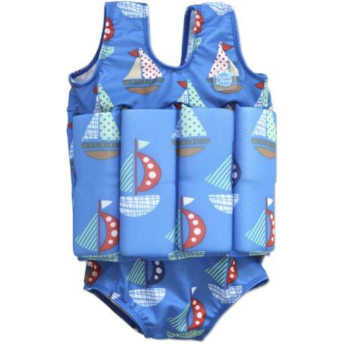 Splash About Collections Float Suit (Set Sail, 1-2 Years (Chest: 51Cm | Length: 37Cm)) front-1029245