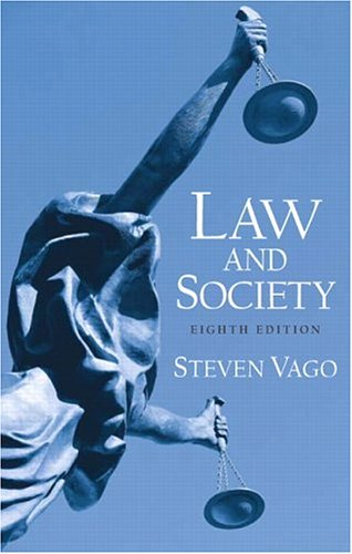 Law and Society (8th Edition)