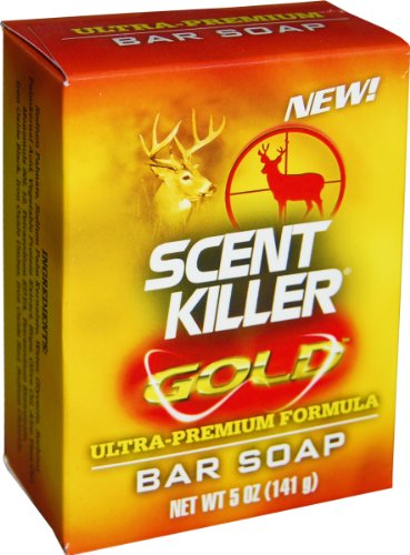 Cheap Wildlife Research Scent Killer Gold Bar Soap