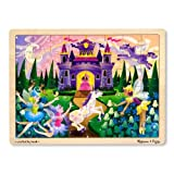 Melissa & Doug Fairy Fantasy Jigsaw Puzzle (48 Pieces)by Melissa&Doug