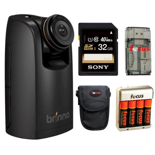 Sale!! Brinno TLC200 Pro HDR Time Lapse Video Camera + Sony 32GB SDHC/SDXC Class 10 UHS-1 Memory Car...