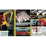 Truck Accessories Set II w/Pivoting Lifting Crane 1/24 Italeri