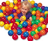 100 Fun Ballz Ball Pit Balls - Kids Love Em!