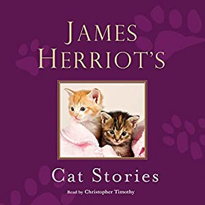 James Herriot's Cat Stories Audiobook