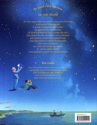 Le ciel toil un grand livre lumineux m diath que l 39 hirondelle - Fabriquer un ciel etoile ...
