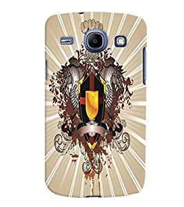 GADGET LOOKS PRINTED BACK COVER FOR Samsung Galaxy Core MULTICOLOR