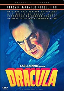 Cover of &quot;Dracula (Universal Studios Clas...