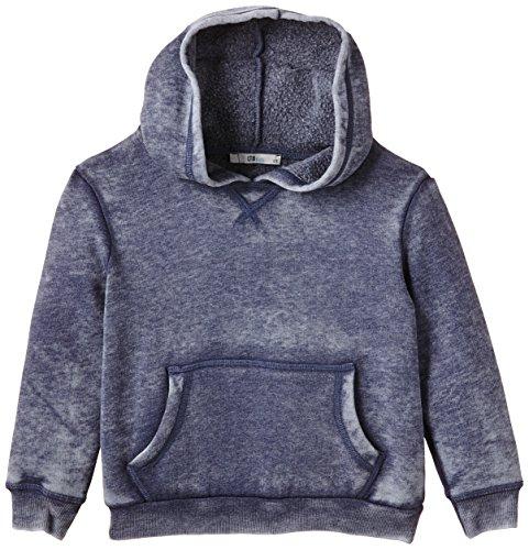 LTB Jeans Jungen Sweatshirt LEXIMO S/T, Gr. 176 (Herstellergröße: 15-16), Mehrfarbig (DEGRADE BLUE 9038.0)