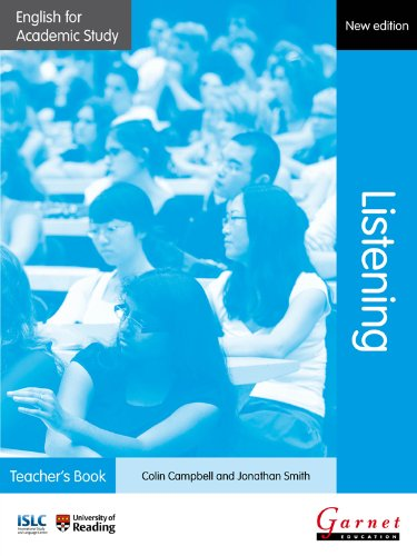 Listening (English for Academic Study (2012))